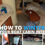 How to Winterize Your Boat Cabin Interior