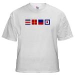 nautical letter clothes
