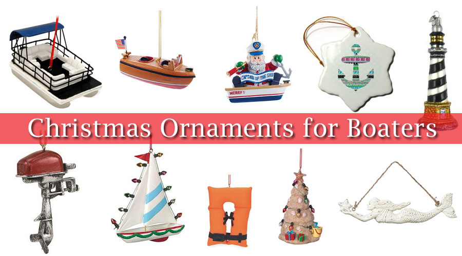 Boater Life Online Boating And Nautical Christmas Tree