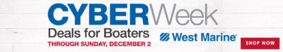 west marine cyber week