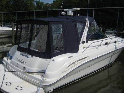 boat shade upgrade