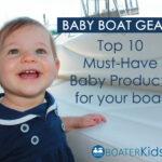 baby boat gear