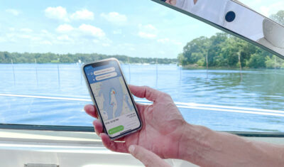 boat navigation app