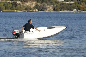 green boating
