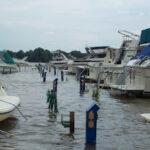 Hurricane Irene: Preparing Boats on Chesapeake Bay and Northern East Coast
