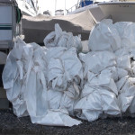 Instead of throwing boat shrink wrap in the dumpster, BoatUS says there's a better way – and has advice on how you can help your marina start a recycling program.