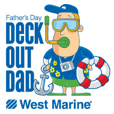 Deck Out Dad Contest