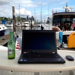 How to Make Working from the Boat Work for You