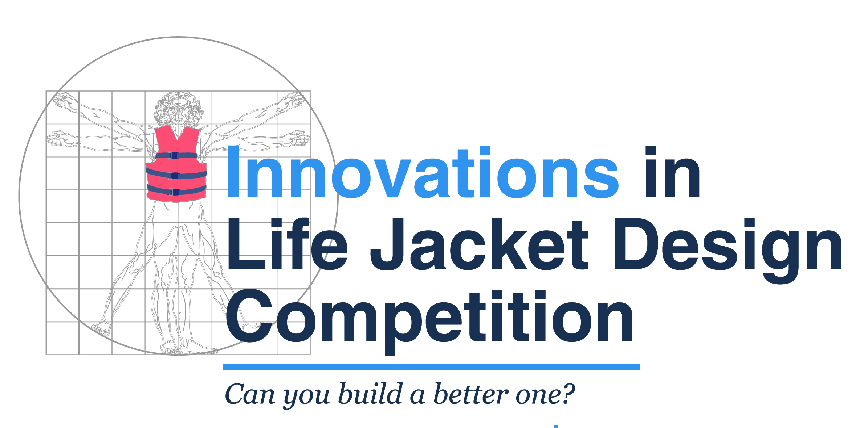 design life jacket contest