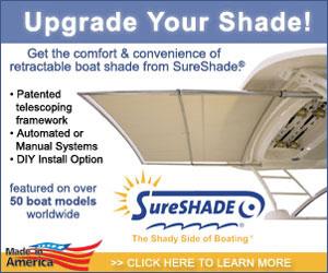 SureShade boat shade