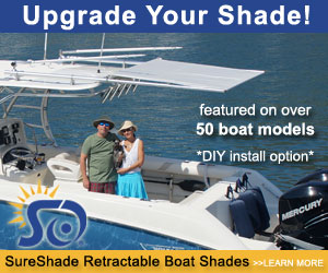 SureShade boat shade
