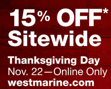 15 off thanksgiving sale sitewide