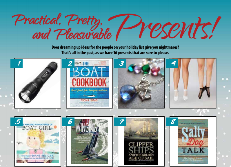 boating times long island gift guide