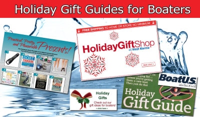 Holiday gift Guides for Boaters