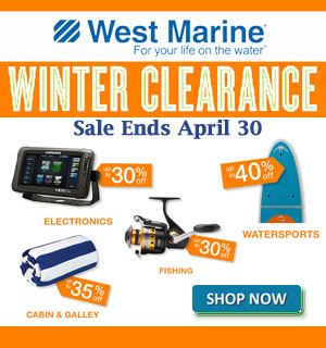 West Marine Clearance