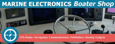 Marine Electronics Boat Shop