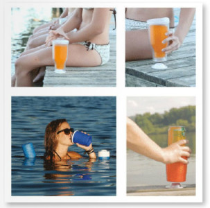 broodle brand drink holders