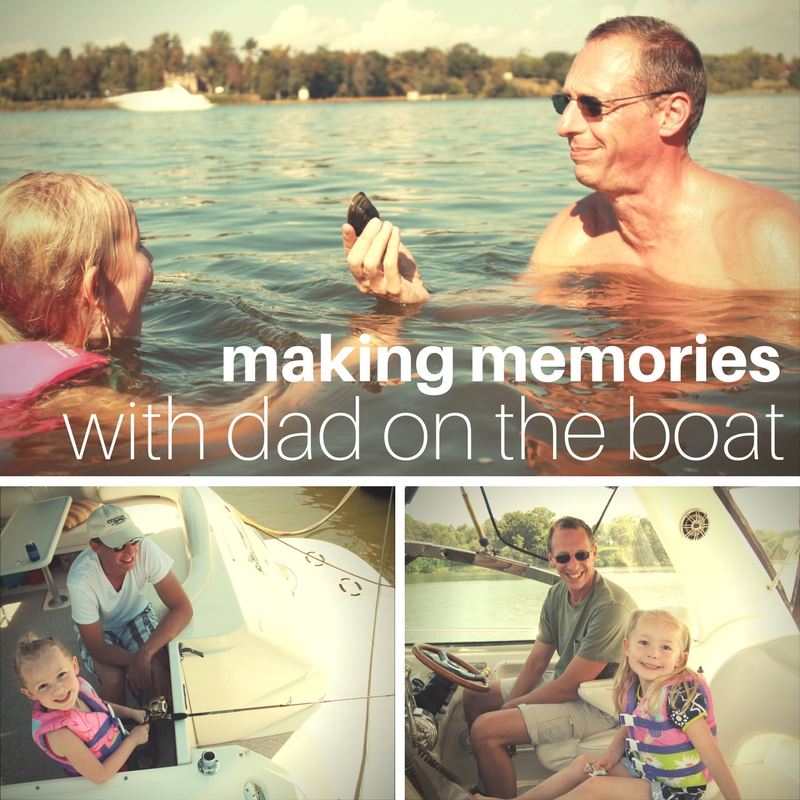 boat dad memories
