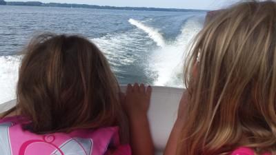 boating wake