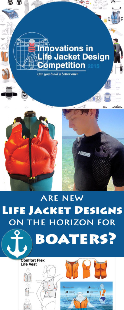 Life Jacket Designs for Boaters