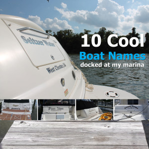 10 cool boat names