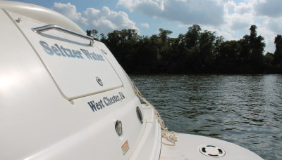 Seltzer Water boat name