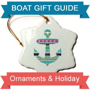 boat gift guide ornaments