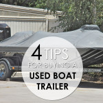 Tips for Buying a Used Boat Trailer