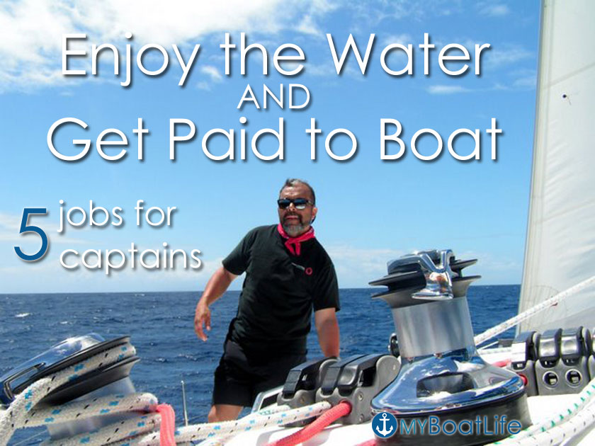 boat captain jobs