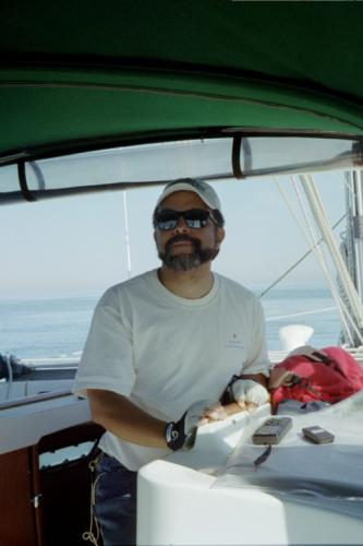 sailing yacht captain