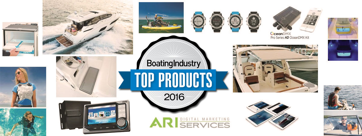 top new boating products 2016