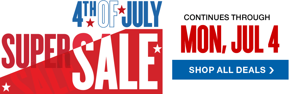 west marine 4th of july sale