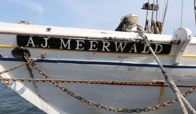 AJ Meerwald Schooner