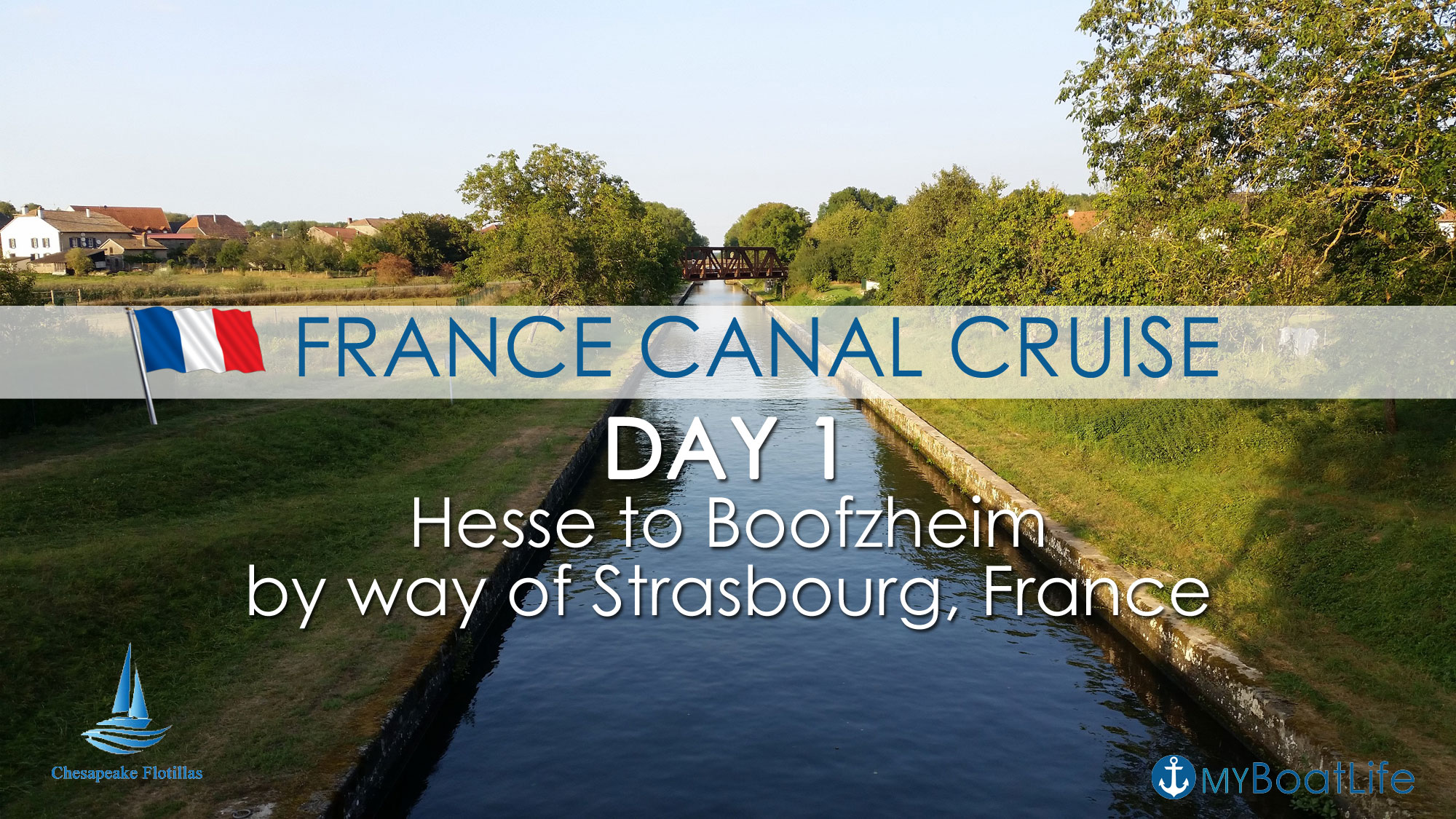 France Cruise Day 1