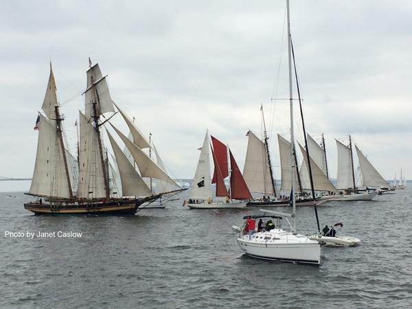 Chesapeake Bay Schooner Race
