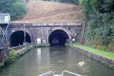 niderville tunnels