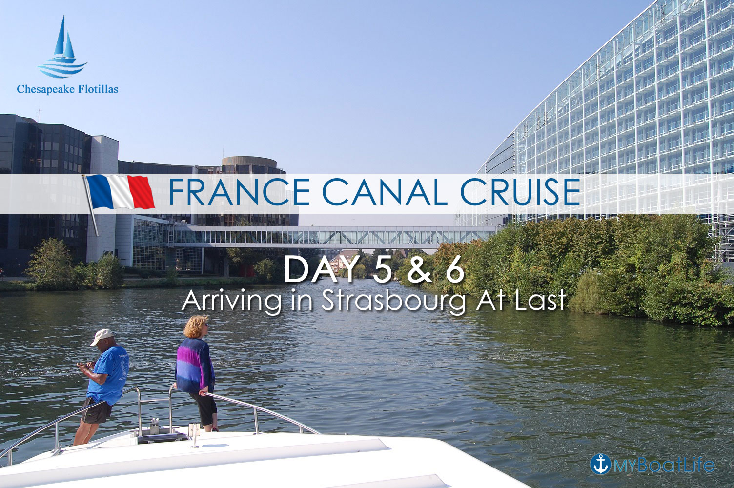 strasbourg day 5-6 france canal cruise
