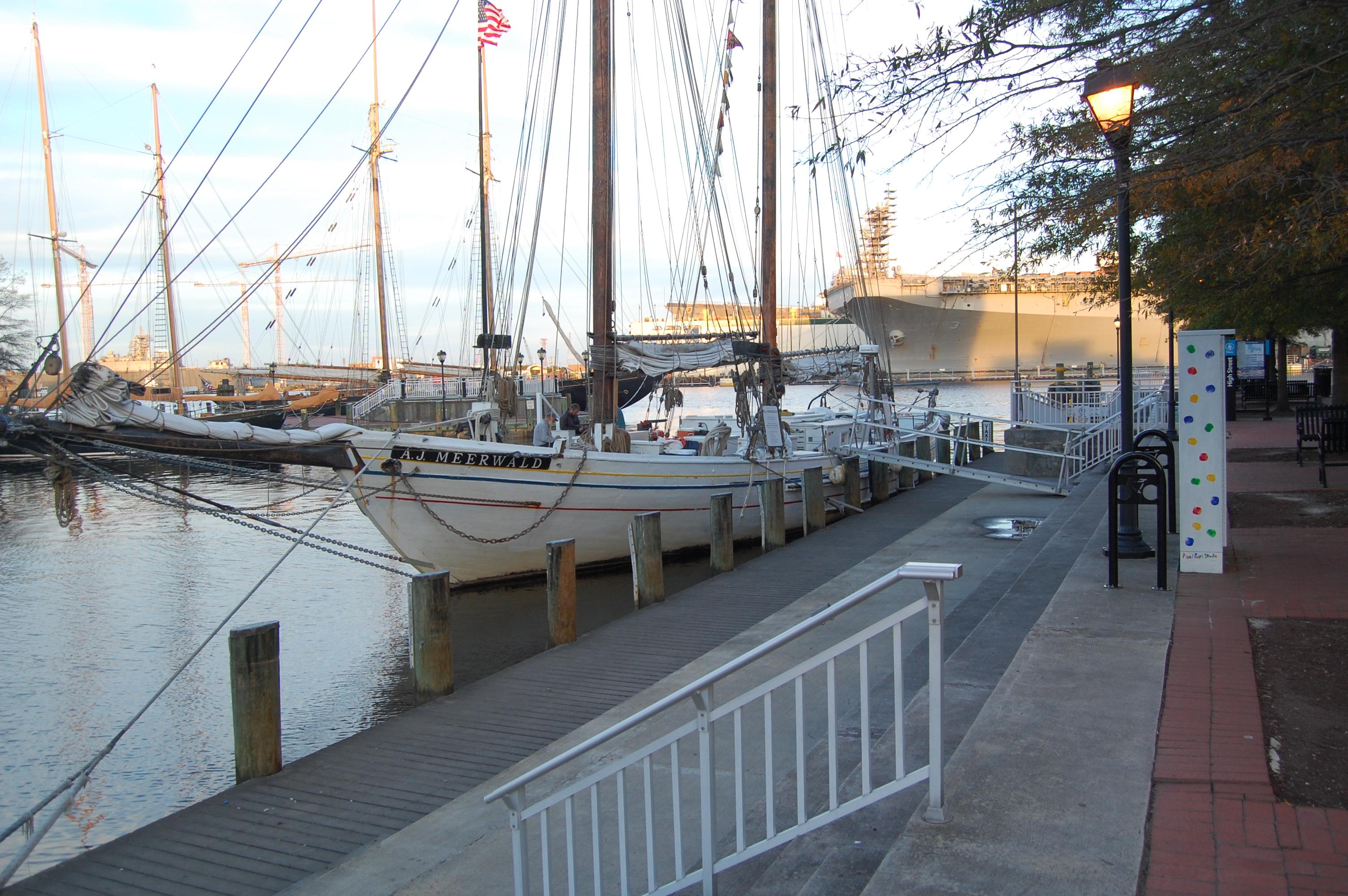 meerwald docked