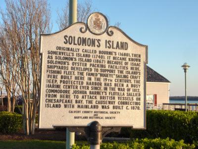 solomans island