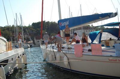 flotilla crew