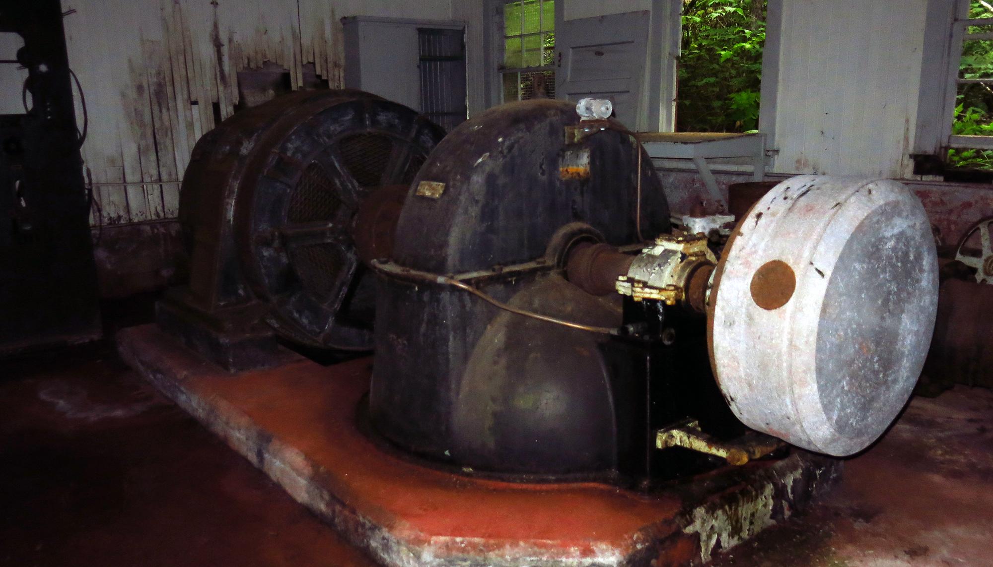 generator butedale