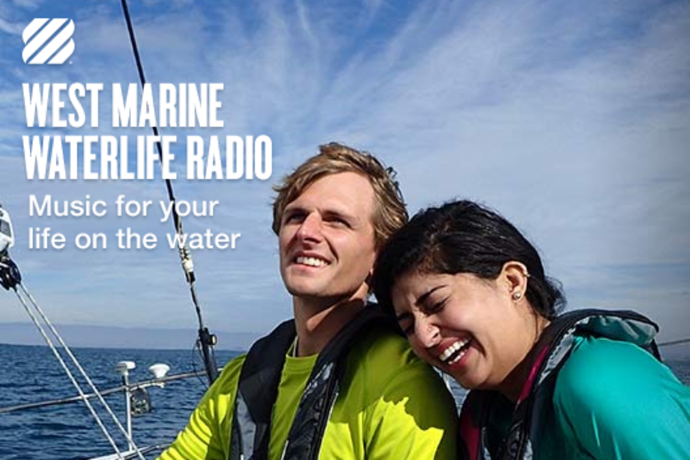 west marine pandora boating radio