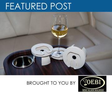 yoebi stemware holders