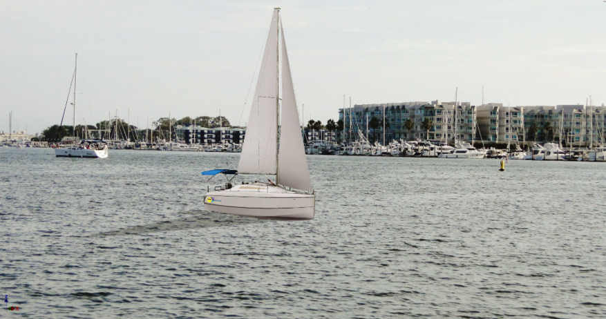 ventura 23 sailboat