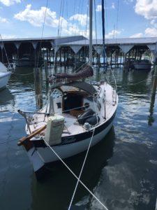 livaboard sailboat