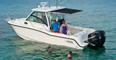 sureshade manual boat shade