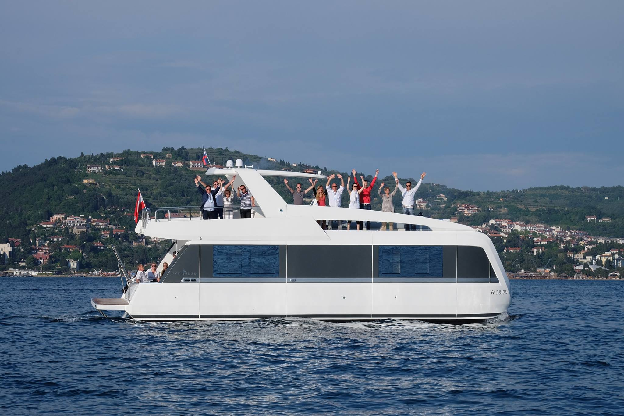 oceanblue yachts