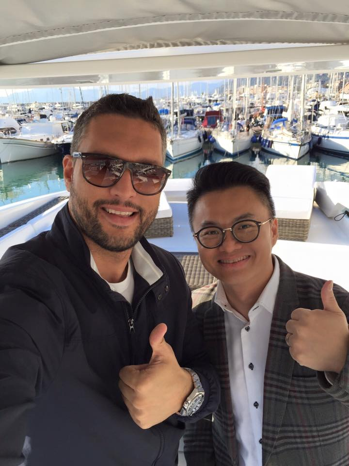rok Barabovic oceanblue yachts