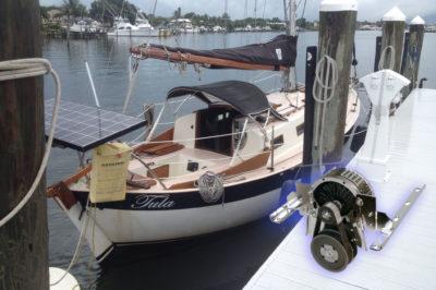 sailboat electric engine