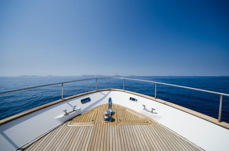 sailing around world
